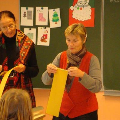 Ecole Bernin déc 2013