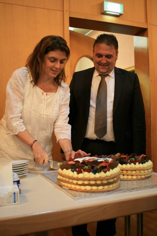 Gâteau de l'amitié