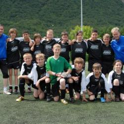 l'équipe de Kieselbronn